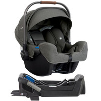 Nuna Pipa 2019 Infant Car Seat - Granite with Base