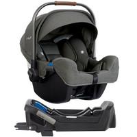 Nuna Pipa 2019 Infant Car Seat - Granite with Base