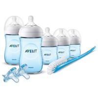 Philips Avent Natural BPA Free Newborn Starter Gift Set - Blue_thumb1