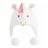 Elegant Baby Aviator Hat - Bright Unicorn Mohawk
