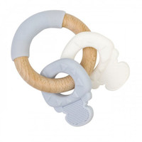 Saro Nature Key Teether - Blue_thumb1