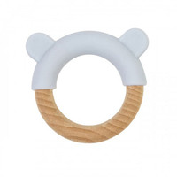 Saro Nature Ring Teether - Blue_thumb1