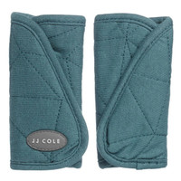 JJ Cole Reversible Strap Covers - Teal Fractal_thumb1