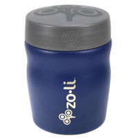 Zoli Inc. POW DINE Stainless Steel Insulated Food Jar - Navy_thumb1
