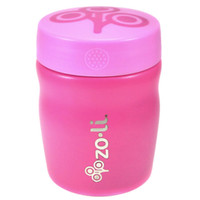 Zoli Inc. POW DINE Stainless Steel Insulated Food Jar - Pink_thumb1