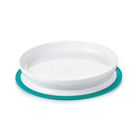OXO Tot Stick & Stay Plate - Teal_thumb1