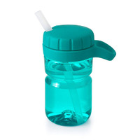 OXO Twist Top Water Bottle - Teal_thumb1