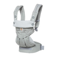 Ergo Baby 4 Position 360 Baby Carrier - Pearl Grey_thumb1