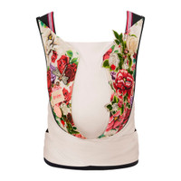CYBEX YEMA Baby Carrier Tie Denim - Spring Blossom Light_thumb1