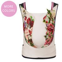 Cybex Yema Baby Carrier Tie Denim - Spring Blossom