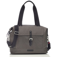 Storksak Jude Convertible Shoulder Bag/Backpack - Charcoal_thumb1