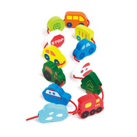 Hape Lacing Vehicles_thumb1