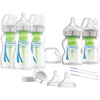 Dr. Brown's Options+ Newborn Wide-Neck Bottle Set_thumb1