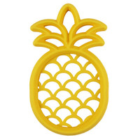 Itzy Ritzy Silicone Baby Teether - Pineapple_thumb1