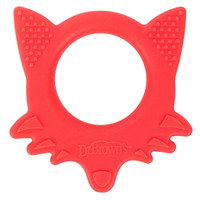 Dr. Brown Flexee Friends Silicone Teether - Fox_thumb1