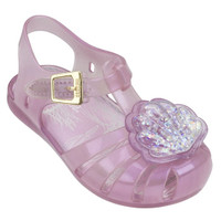 Mini Melissa Mini Aranha XII Seashell Sandals - Pink/Lavender_thumb1