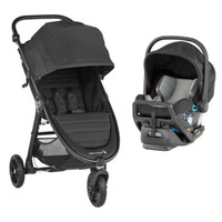 Baby Jogger 2019 City Mini GT2 and City Go 2 Travel System - Jet_thumb1