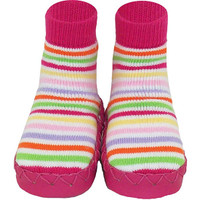 Konfetti Moccasin - Pink Stripes_thumb1