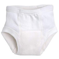 Under The Nile Training Pants - White_thumb1