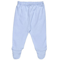 Under The Nile Footed Pant - Blue_thumb1