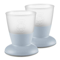 Baby Bjorn Baby Cup - 2 Pack - Powder Blue_thumb1