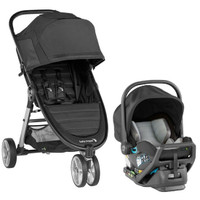 Baby Jogger 2019 City Mini 2?????¡and City Go 2 Travel System - Jet_thumb1