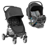 Baby Jogger 2019 City Mini 2?????¡4-Wheel and City Go 2 Travel System - Jet_thumb1