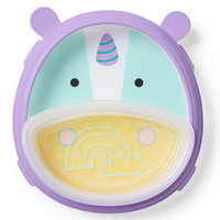 Skip Hop Zoo Smart Serve Non-Slip Training Set - Unicorn_thumb1
