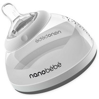Nanobebe Transition Bottle - Grey - 8 oz_thumb1