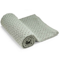 STOKKE Merino Wool Blanket - Green_thumb1