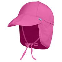 i play. Flap Sun Protection Hat - Hot Pink_thumb1