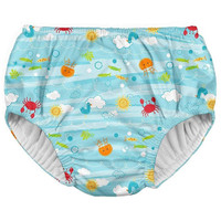i play. Mix & Match Snap Reusable Swimsuit Diaper - Sea Friends_thumb1