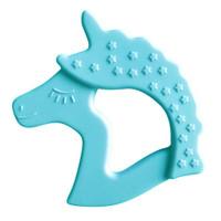 Little Teether Unicorn - Cyan_thumb1