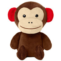 ZOO PLUSH MONKEY
