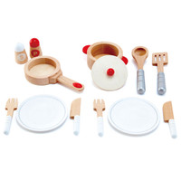 Hape Cook & Serve 13-PC Set