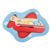 Hape 3D Airplane Puzzle Toy