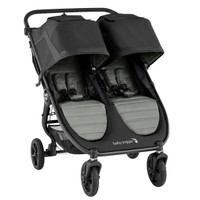 Baby Jogger City Mini GT2 Double Stroller in Slate