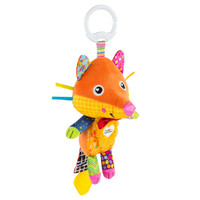 Lamaze Flannery The Fox Clip & Go Main