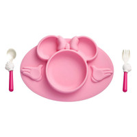 The First Years Disney Mealtime Set - Minnie Mouse Set