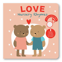 Cali's Books Sign With Me - Nursery Love Book