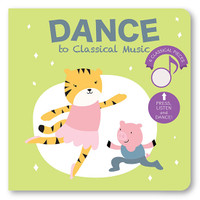 Cali's Books Sign With Me - Dance to Classical Music Book