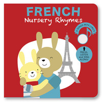 Cali's Books Sign With Me - French Nursery Rhymes Book
