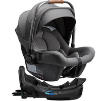 Nuna Pipa LITE R Infant Car Seat with RELX Base Granite Main
