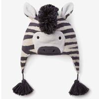 Elegant Baby Zebra Aviator Hat Main