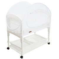 Arms Reach Mini CoSleeper Canopy - White Main
