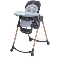 Maxi-Cosi 6-in-1 Minla Adjustable Highchair - Essencial Graphite