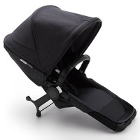 Bugaboo Doneky 3 Extension Set Washed Black - Black/Mineral Washed Black