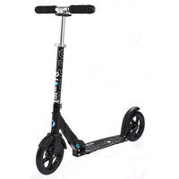Micro Kickboard - Micro Black Scooter (Adult)
