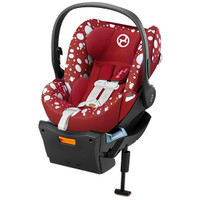 Cybex Cloud Q with SensorSafe Infant Car Seat - Jeremy Scott Petticoat