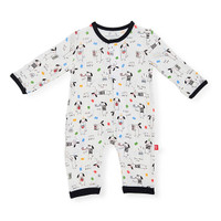 Magnificent Baby Magnetic Me Raise The Woof Coverall